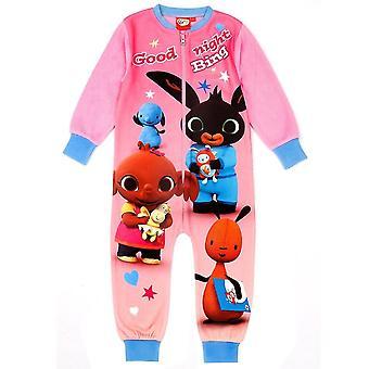 Bing Bunny Girls Good Night Bing Bodysuit