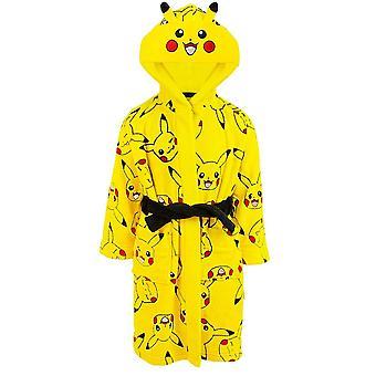 Pokemon Childrens / Kids Pikachu Arcok Köntös