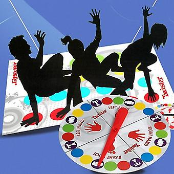 Body Twister Outdoor Board Game For Family/friends