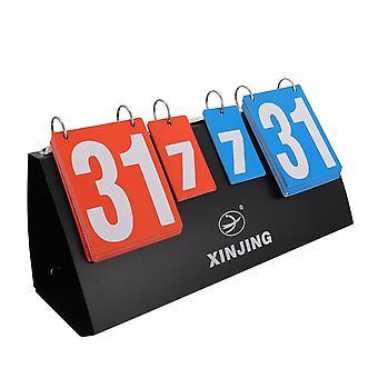 1pc Basketball Score Board Professional Sports Game Scoreboard Match Scoreboard