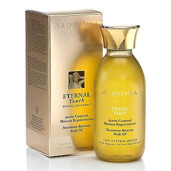 Föryngrande kroppsolja evig ungdom Alqvimia (150 ml)