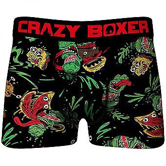 Crazy Boxers Mountain Dew Jungle Men's Boxer Briefs