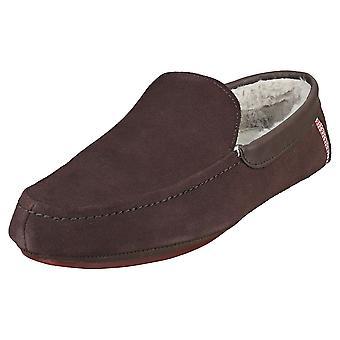 Ted Baker Valant Zapatillas de Hombre Zapatos en Marrón