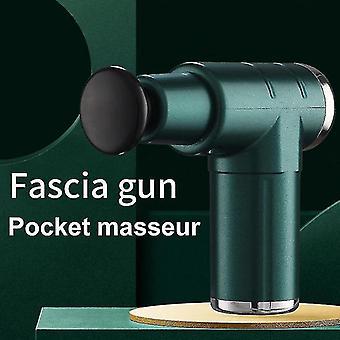 Massagers massage gun percussion massager deep tissue muscle green
