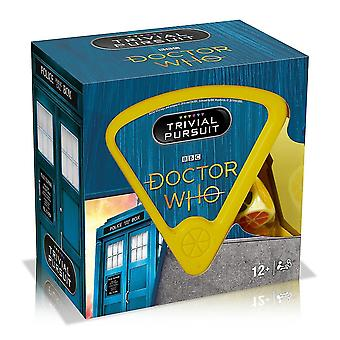 Card games dr who trivial pursuit game