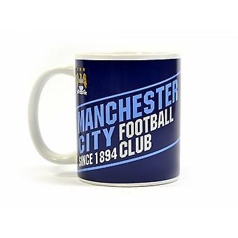 Официальный ФК «Манчестер Сити» создана в штучной упаковке кружка