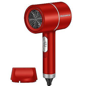 Professioneller Haartrockner heißer und kalter Wind mit Diffusorkonditionierung leistungsstarker Haartrockner Motorwärme