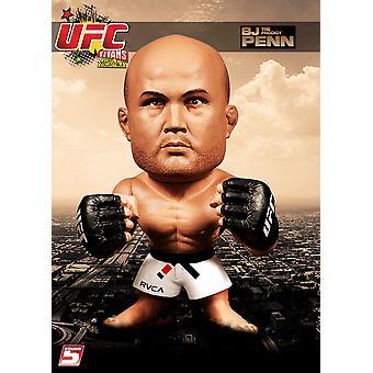 Round 5 UFC Titani onda 1 Action Figure - BJ Penn