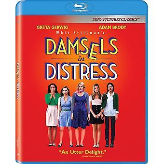 Damsels in Distress [BLU-RAY] USA import