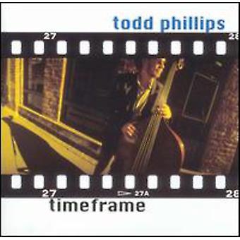 Todd Phillips - Timeframe [CD] USA import