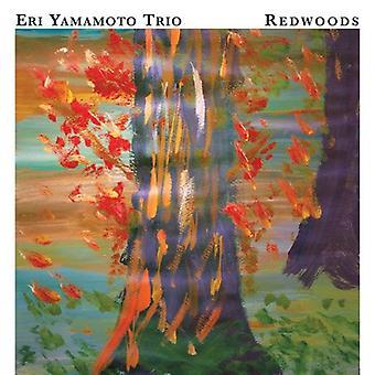Eri Yamamoto Trio - Redwoods [CD] USA import