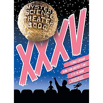 Mystery Science Theater 3000 : Volume Xxxv [DVD] USA import