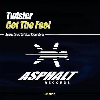 Twister - bekommen den Gefühl [CD] USA import