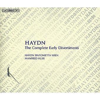 F.J. Haydn - Haydn: The Complete vroege Besuh [CD] USA import