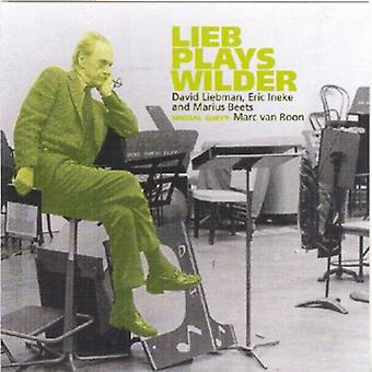 David Liebman - Lieb Plays Wilder [CD] USA import
