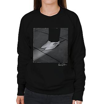 Joe Jackson Look Sharp Album Sleeve Women's Sweatshirt