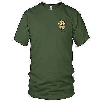 Régiment de cavalerie de la 12ème US brodé Patch - Mens T Shirt
