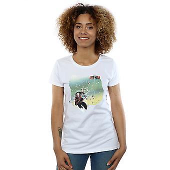 Wonder Women's Ant-Man veiligheidsmaterialen T-Shirt
