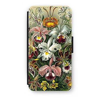 iPhone 6/6 s Plus Case Flip - Orchidae Haeckel