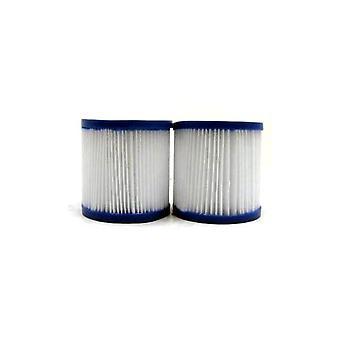 Pleatco PSF1-PAIR 1 Sq. Ft. Filter Cartridge