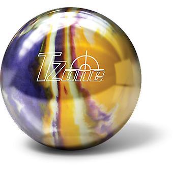 Sfera di bowling palla da bowling Brunswick T-zona cosmica - Groovy uva