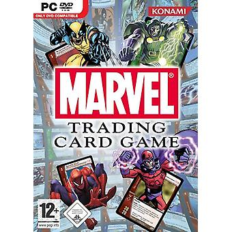 Marvel Trading Card Game (PC DVD) - Nouveau