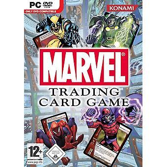 Marvel Trading kaartspel (PC DVD)-nieuw