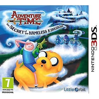 Adventure Time The Secret of the Nameless Kingdom (Nintendo 3DS) - New