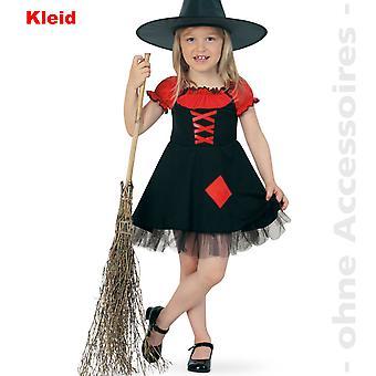Hexe Kostüm Kinder Witch Hexenkleid HexenkostümZauberein Kinderkostüm