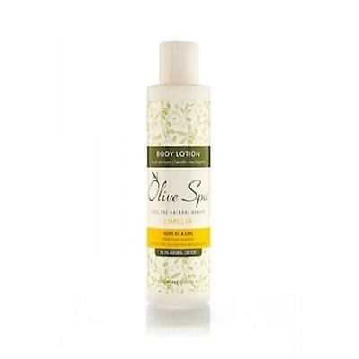 Body lotion Limelia 200ml. Lime extracts and Aloe Vera gel.