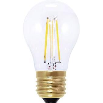 Segula LED (monochrome) EEC A+ (A++ - E) E27 Arbitrary 3.5 W = 20 W Warm white (Ø x L) 47 mm x 88 mm Filament, dimmable 1 pc(s)