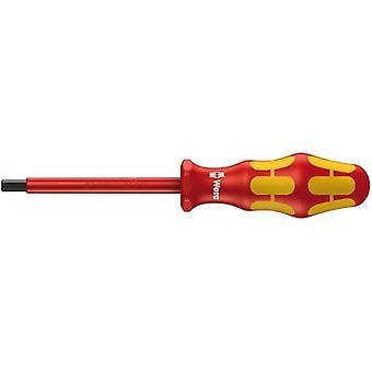 Wera 164 i VDE Allen wrench Spanner size: 4 mm Blade length: 80 mm