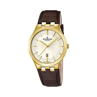 CANDINO - wrist watch - men - C4542-1 - Elégance delight - classic