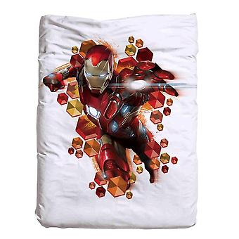 Eisen Mann Bettbezug 140 x 200 cm