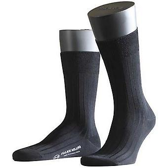 Falke Milano strumpor - svart