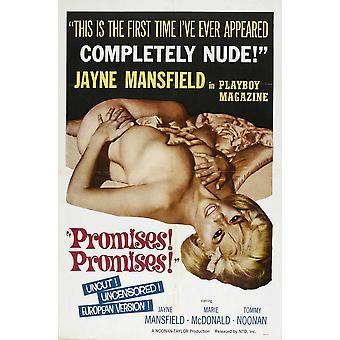 Постер фильма обещания обещания (11 x 17)