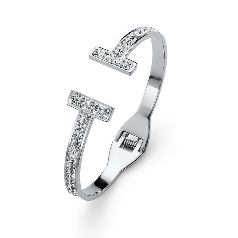 Bangle Fame Steel crystal