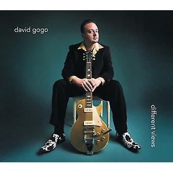 David Gogo - Different Views [CD] USA import