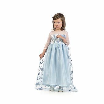 Princess Anita ice Queen child costume