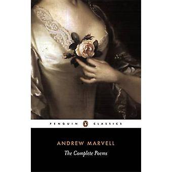 The Complete Poems by Andrew Marvell - Elizabeth Donno - Jonathan Bat