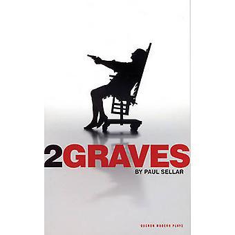 Två gravar av Paul Sellar - 9781840027136 bok