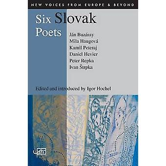 ستة شعراء السلوفاكية بكامل يان بوزاسي-هاوجوفا Mila-بيتري-إيفان