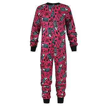 Onesie multicolore di Monster High Girl