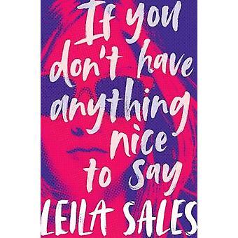 レイラの販売 - 9781447291770 で言う素敵な何かを持っていない場合