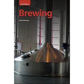Brewing (2nd New edition) by Ian Hornsey - 9781849736022 Book