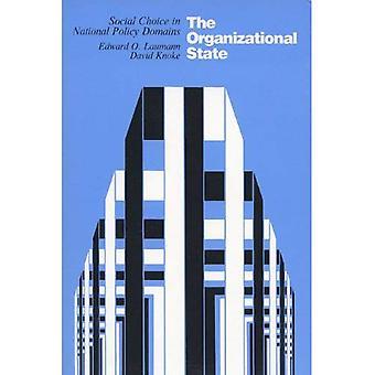 De organisatie staat: Maatschappelijke keuze in nationaal beleidsdomeinen