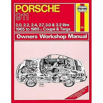 Van de eigenaar van de Porsche 911 Werkplaats Handboek (Haynes Service en reparatie handleidingen)