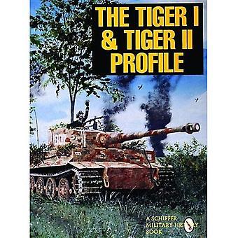 Der Tiger ich & Tiger II Profil (Schiffer Militär-Geschichte-Buch)