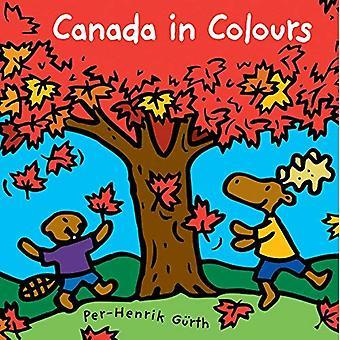 Canada in kleuren