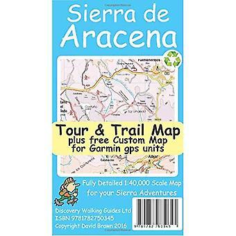Sierra de Aracena Tour & Trail Map (Tour & Trail Maps)